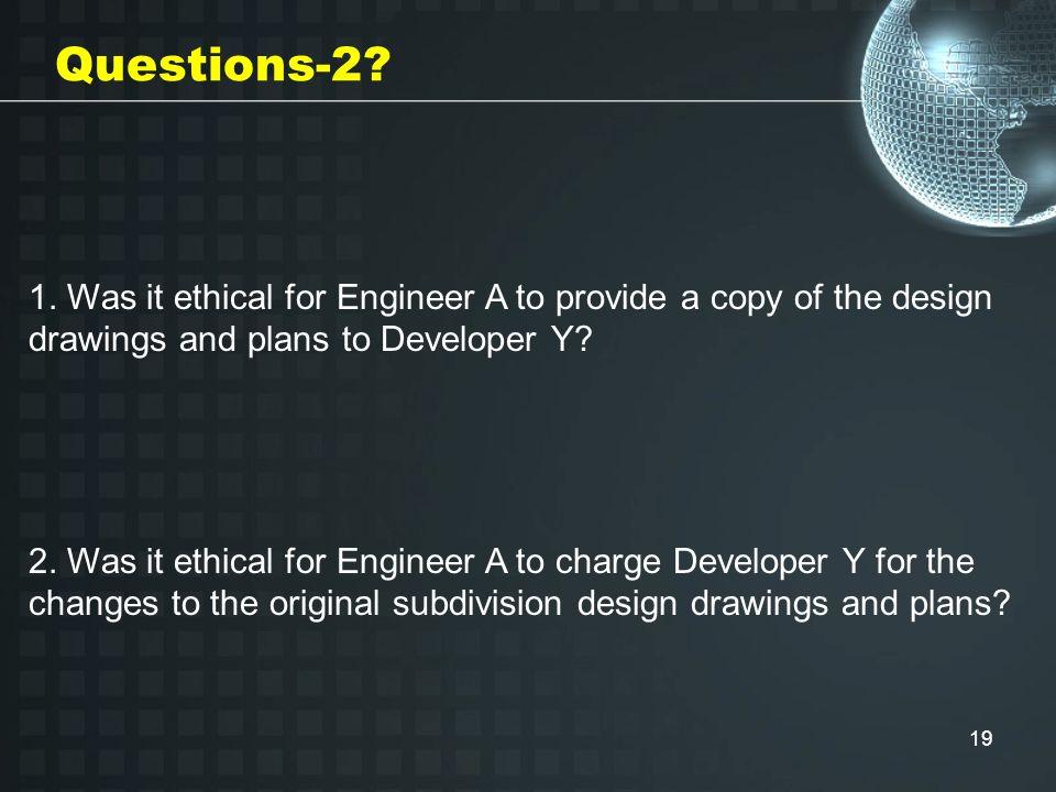 19 Questions-2. 1.