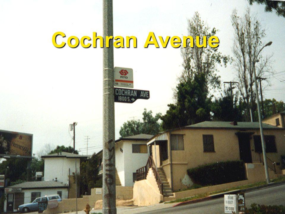 12 Cochran Avenue