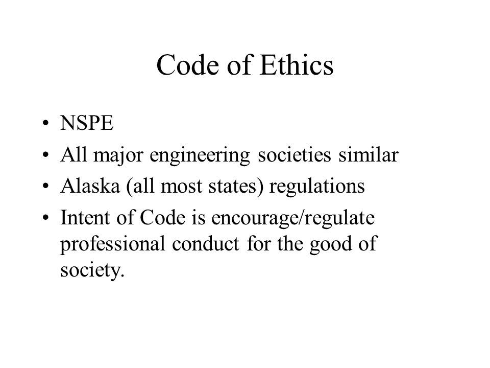 Why teach ethics Good people know the right thing to do and do it.