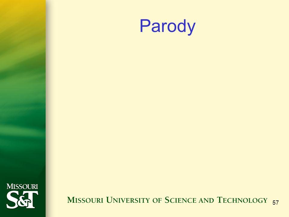 Parody 57