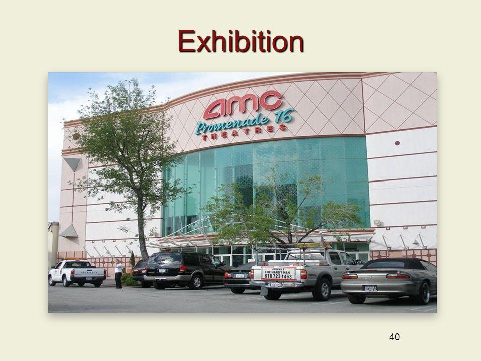 40 Exhibition