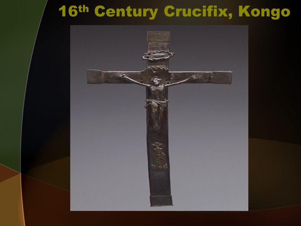 17 th Century, Crucifix, Kongo