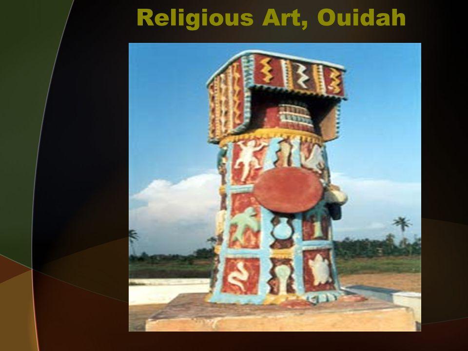 Religious Art, Ouidah