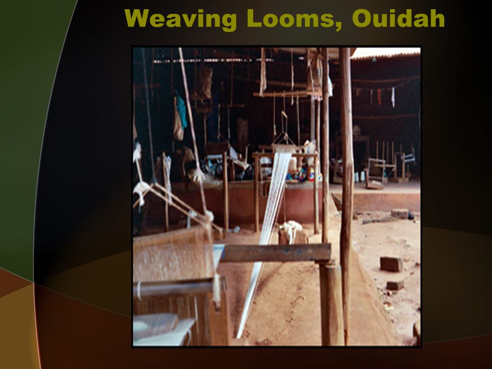 Weaving Looms, Ouidah