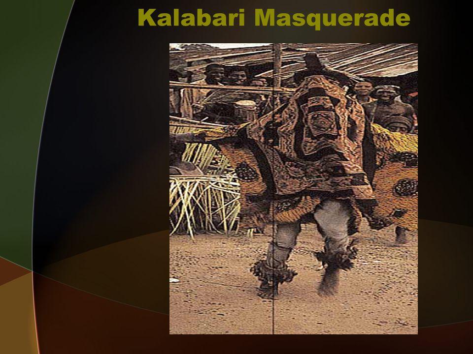 Kalabari Masquerade
