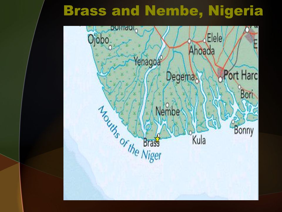 Brass and Nembe, Nigeria