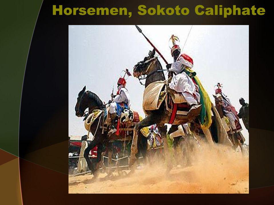 Horsemen, Sokoto Caliphate