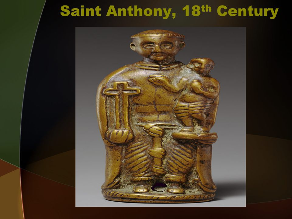 19 th Kongo Female Figure & Child