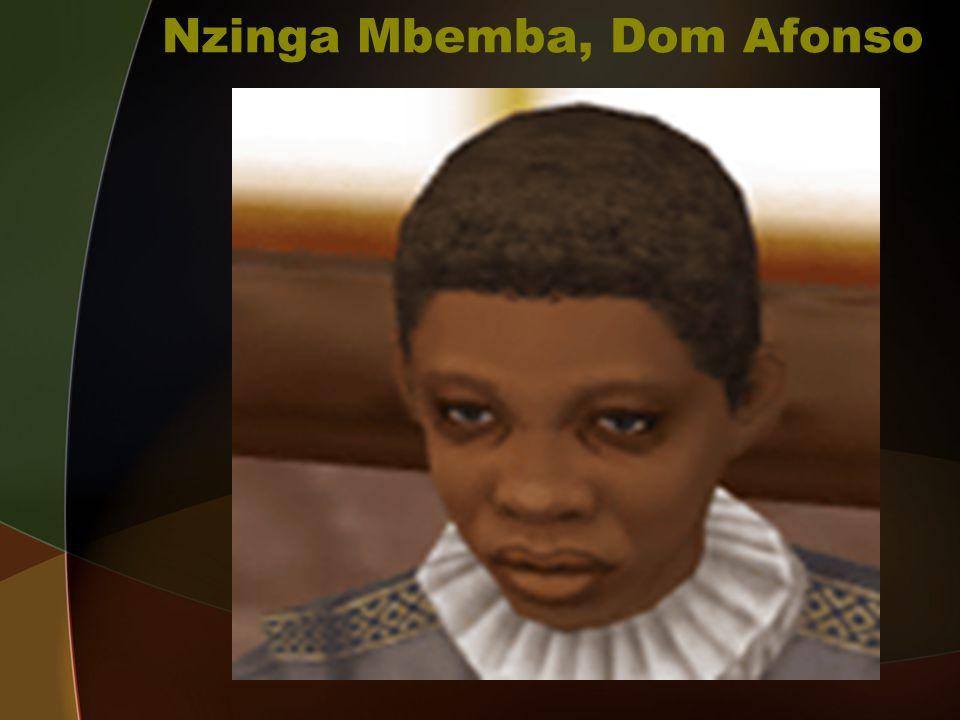 Nzinga Mbemba, Dom Afonso