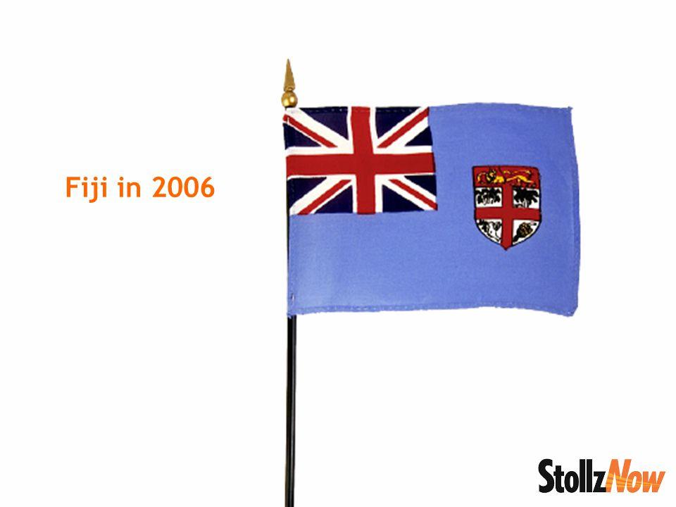 Fiji in 2006