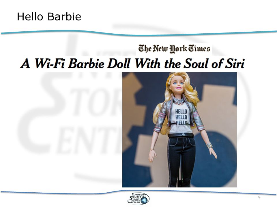 Hello Barbie 9