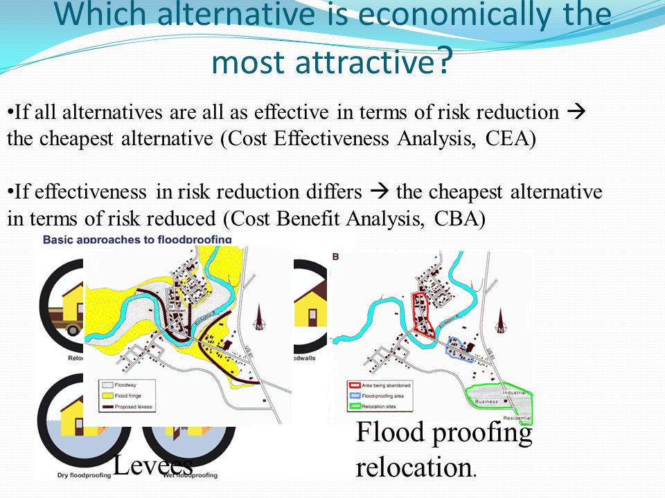 Which alternative is economically the most attractive .