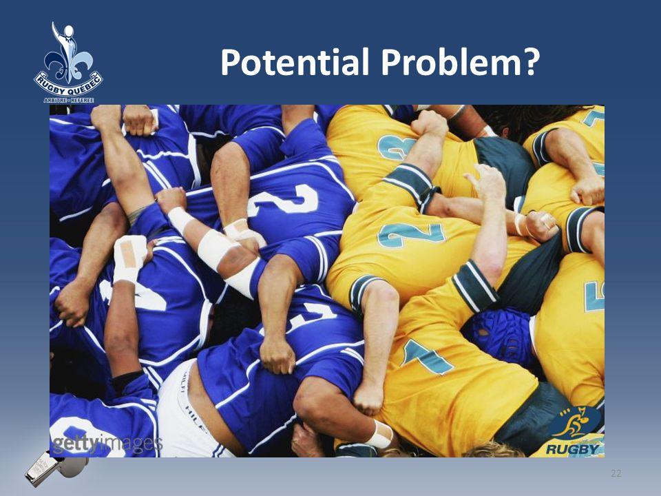 Potential Problem 22