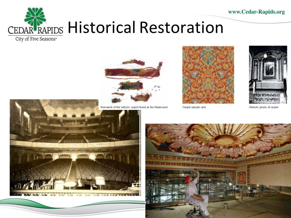 Historical Restoration