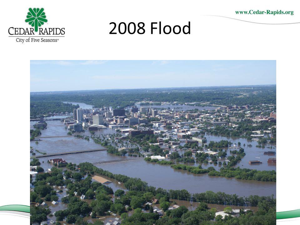 2008 Flood 11/13/12