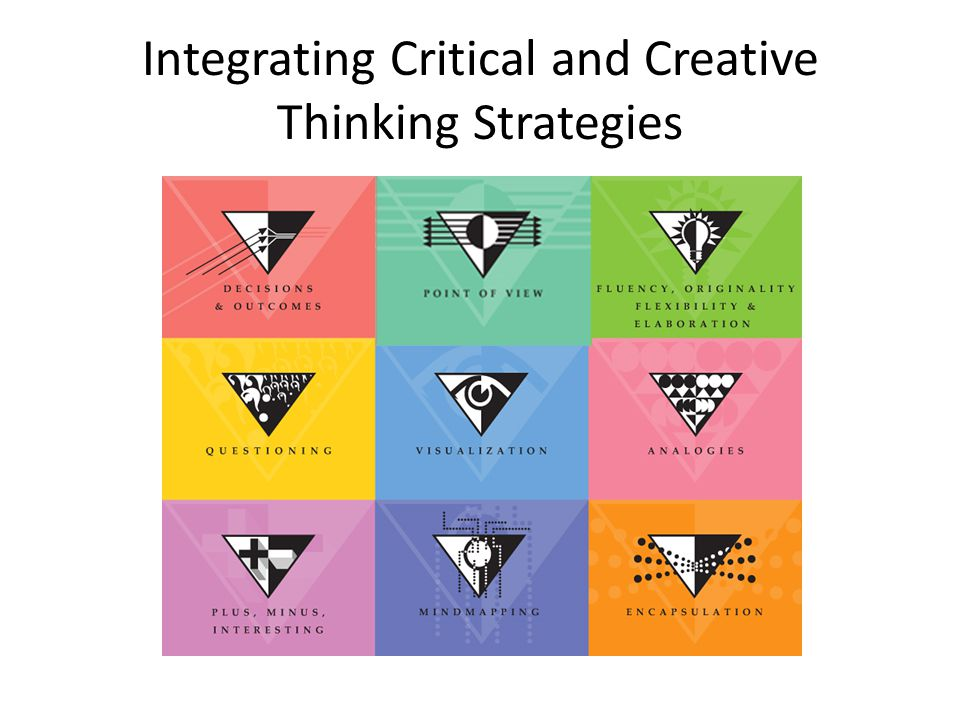 strategies to develop critical thinking