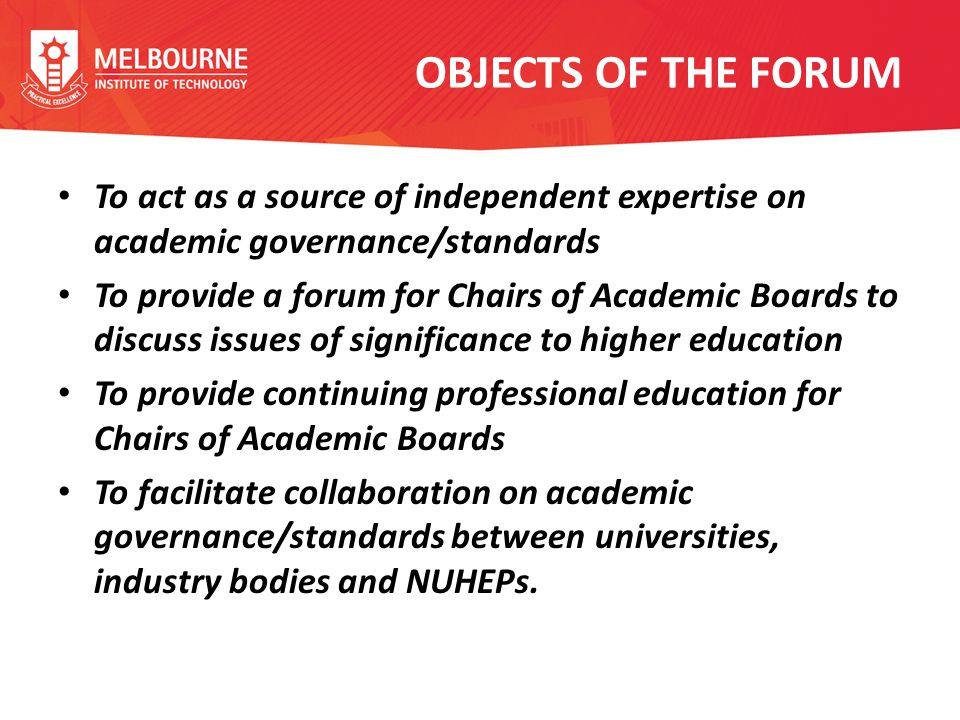 ACADEMIC LEADERSHIP: ISSUES OF SIGNIFICANCE ACADEMIC GOVERNANCE BENCHMARKING GOOD PRACTICE IN TEACHING AND LEARNING A CULTURE OF SCHOLARSHIP