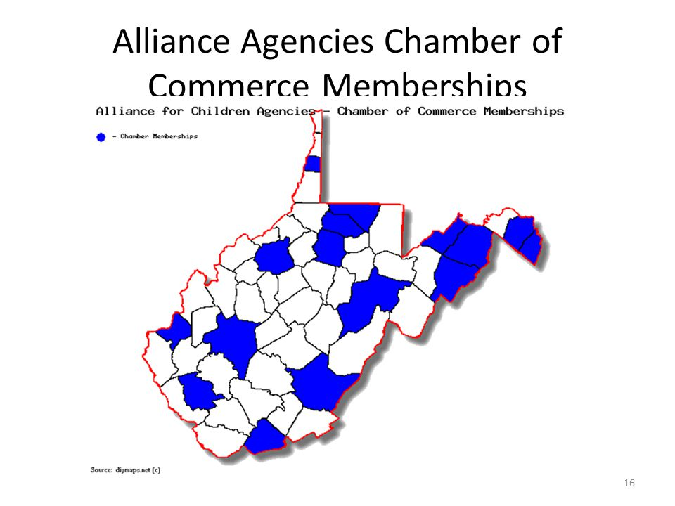 Alliance Agencies Chamber of Commerce Memberships 16