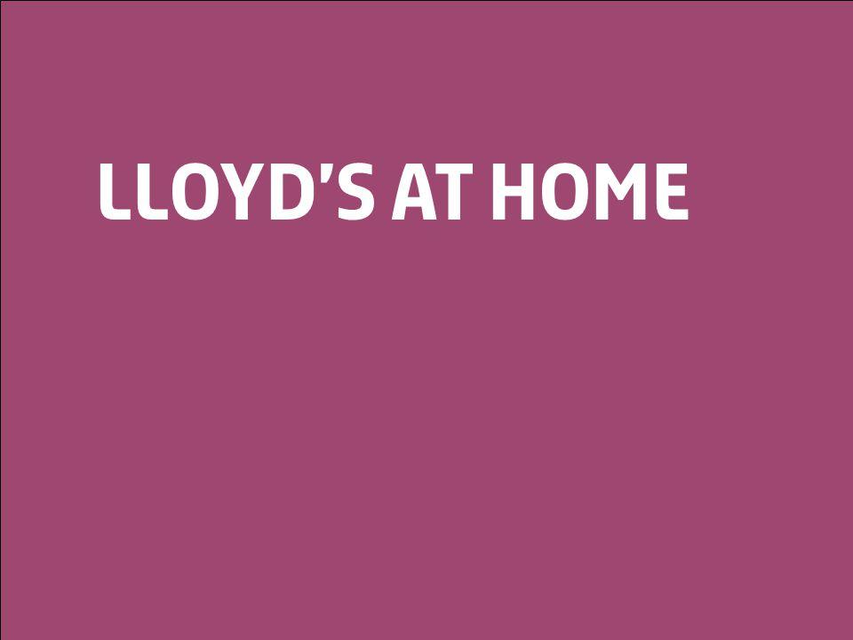 © Lloyd'sA Colourful History24 Lloyd's at home