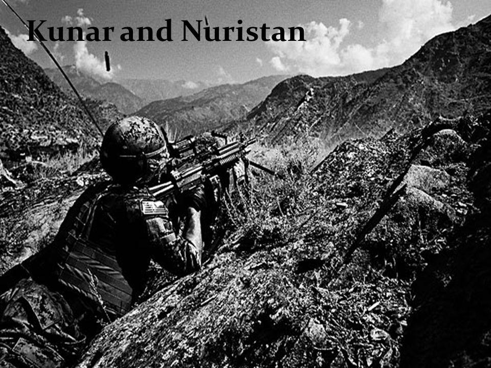 Kunar and Nuristan