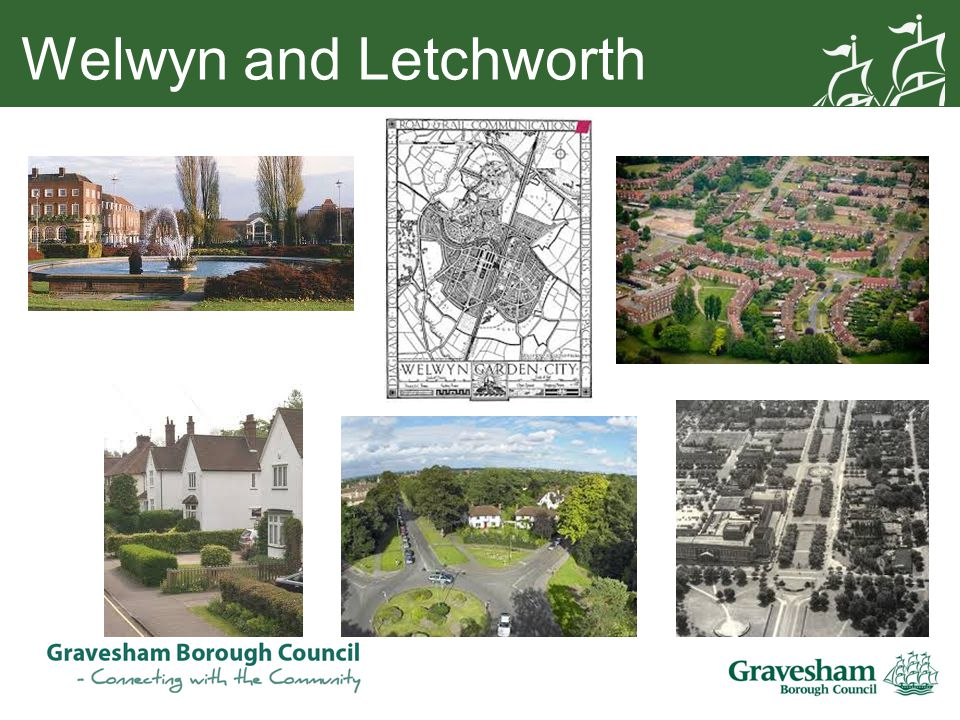 Welwyn and Letchworth