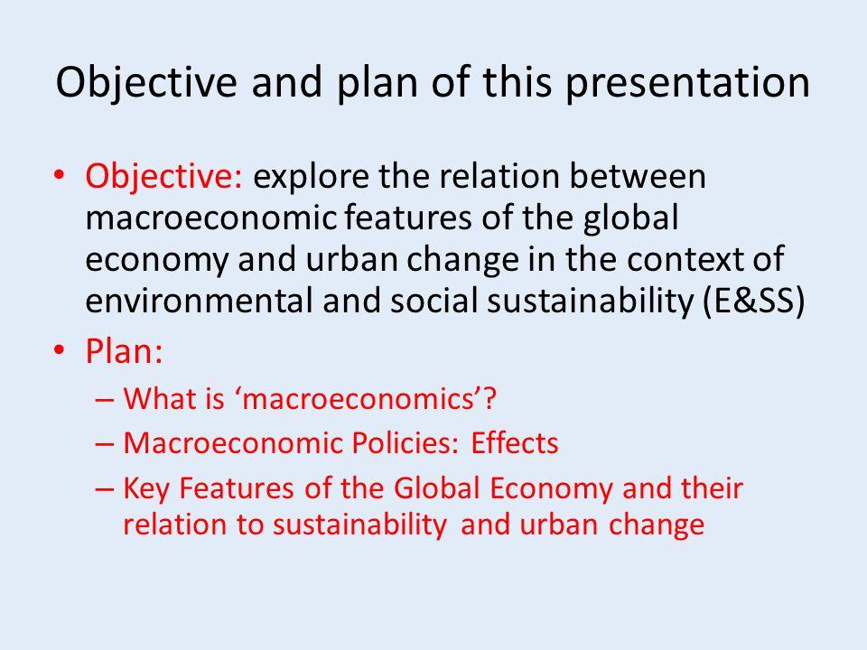 Introduction: Why Macroeconomics.