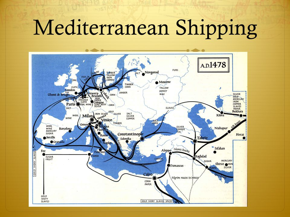 Mediterranean Shipping
