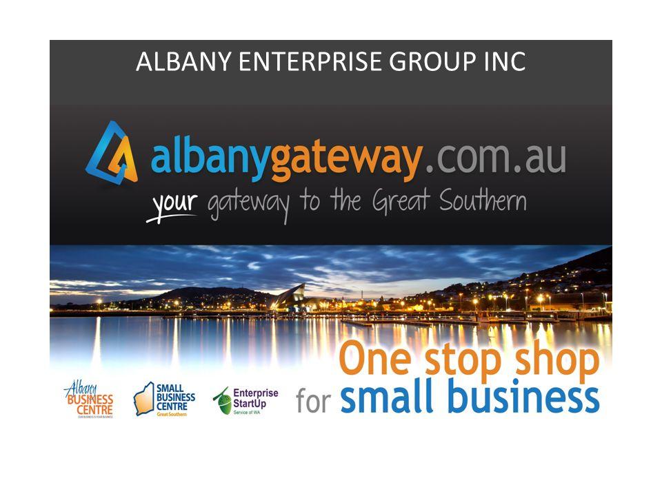 ALBANY ENTERPRISE GROUP INC