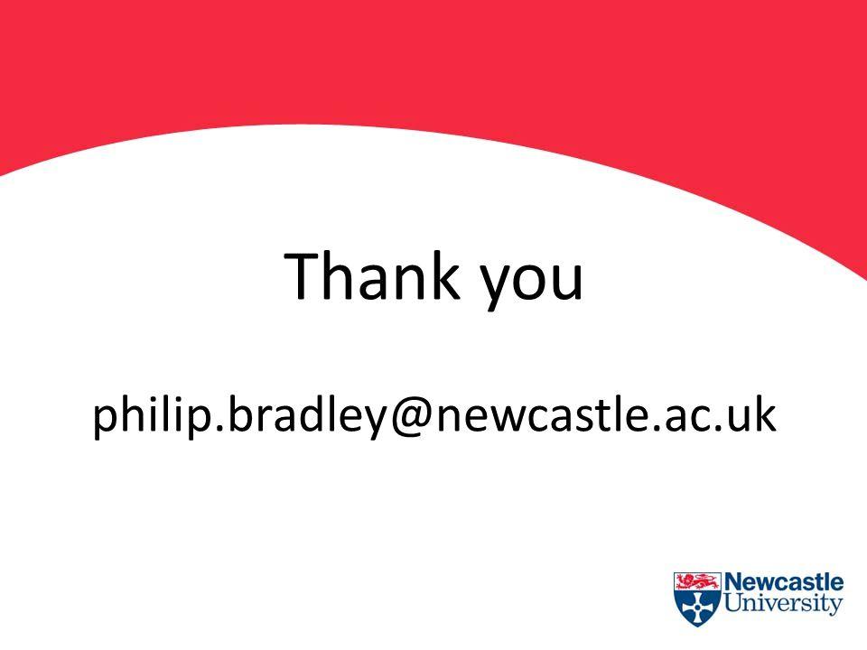 Thank you philip.bradley@newcastle.ac.uk