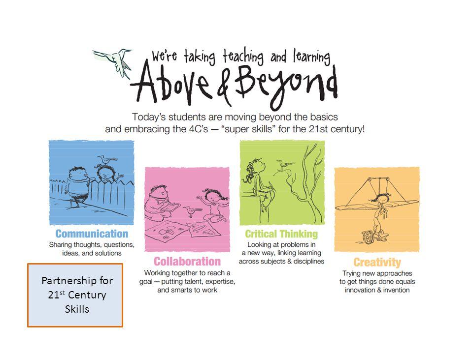 Partnership for 21 st Century Skills