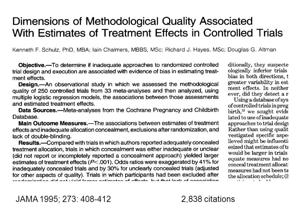 JAMA 1995; 273: 408-4122,838 citations