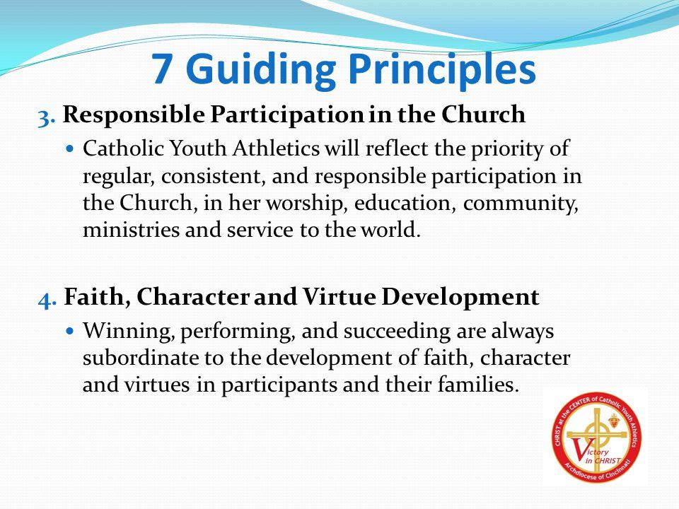7 Guiding Principles 3.