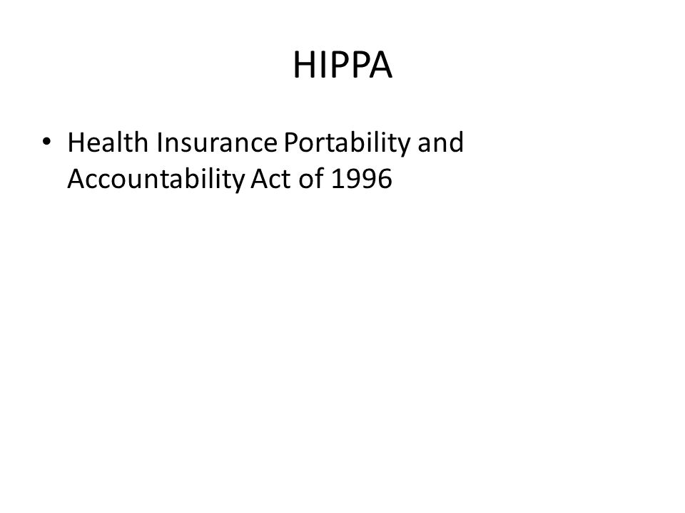 Where must HIPAA be observed in higher education.