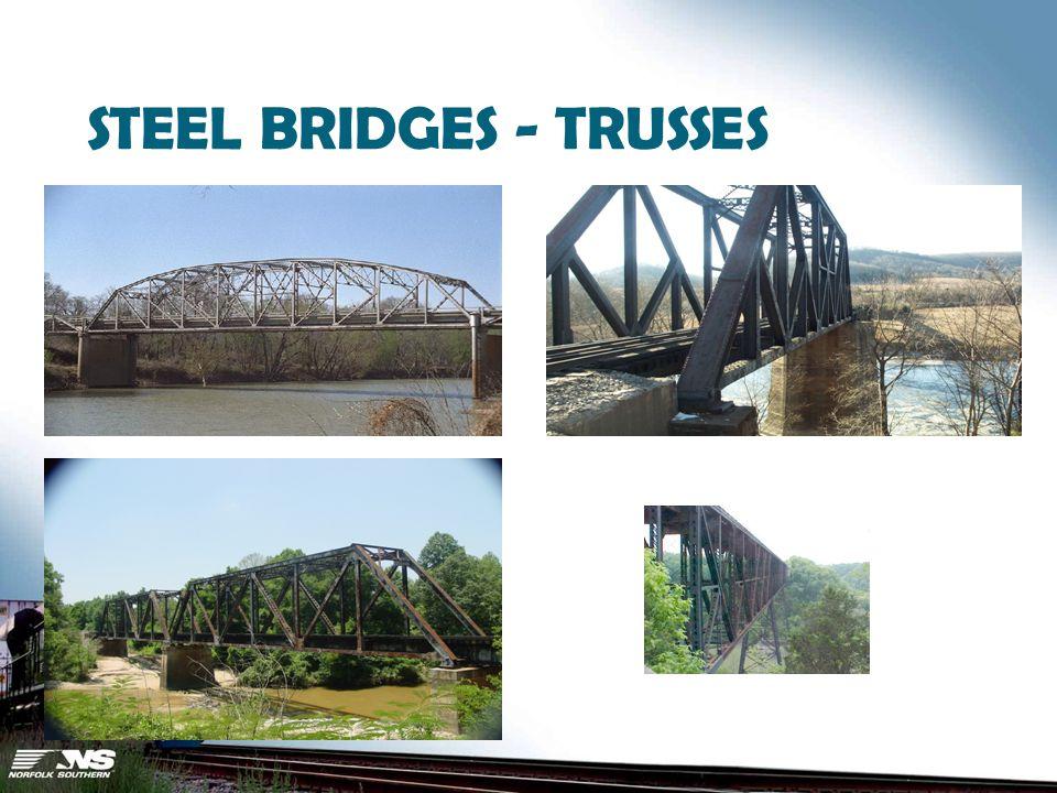 STEEL BRIDGES - TRUSSES