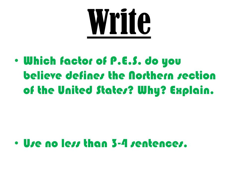 Practice Question Write question.Use testing strategies to try and come up with an answer.