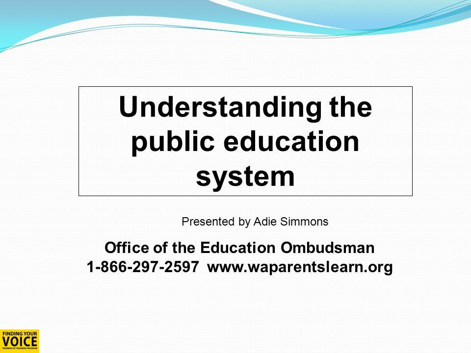 Toll free 1-866-297-2597 www.waparentslearn.org