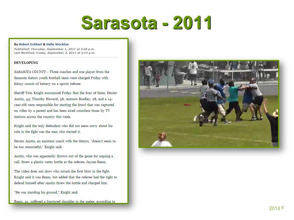 Sarasota - 2011 2014 ©