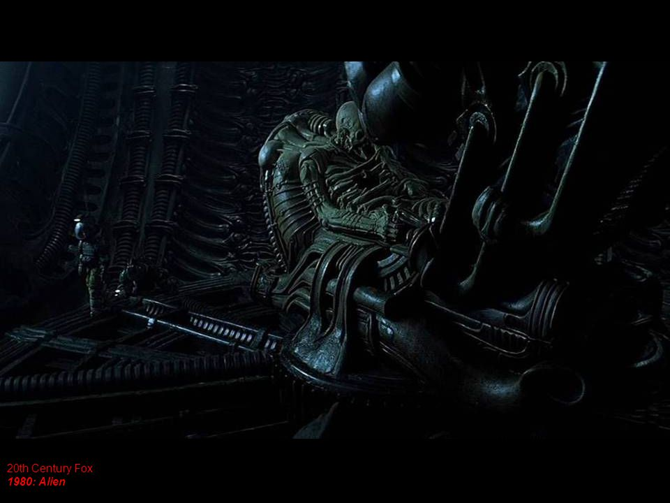 20th Century Fox 1980: Alien