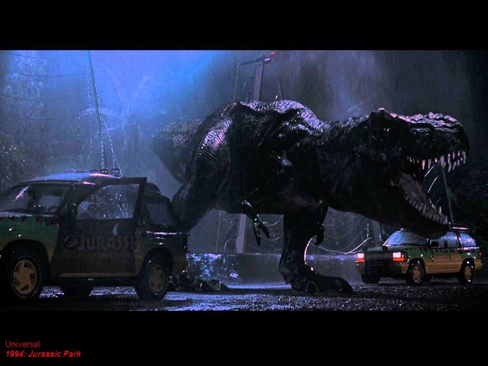 Universal 1994: Jurassic Park