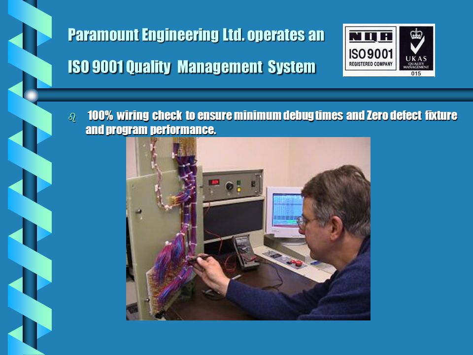 Paramount Engineering Ltd.