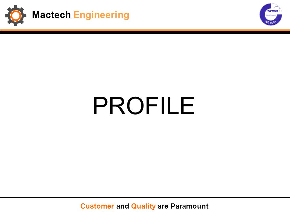 An ISO 9001:2000 accredited Company, Mactech Engineering has been engaged in Manufacturing of Engineering Components since 2007 - Catering to various verticals including Material Handling Equipments, Forestry Equipments, Food Processing Equipments, Agricultural Equipments, Construction, Ground Care, Earth Moving Equipments, Valve Industry,Oil Field Equipments,Aerospace and Many More.