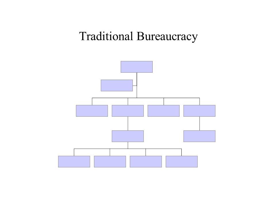 Traditional Bureaucracy