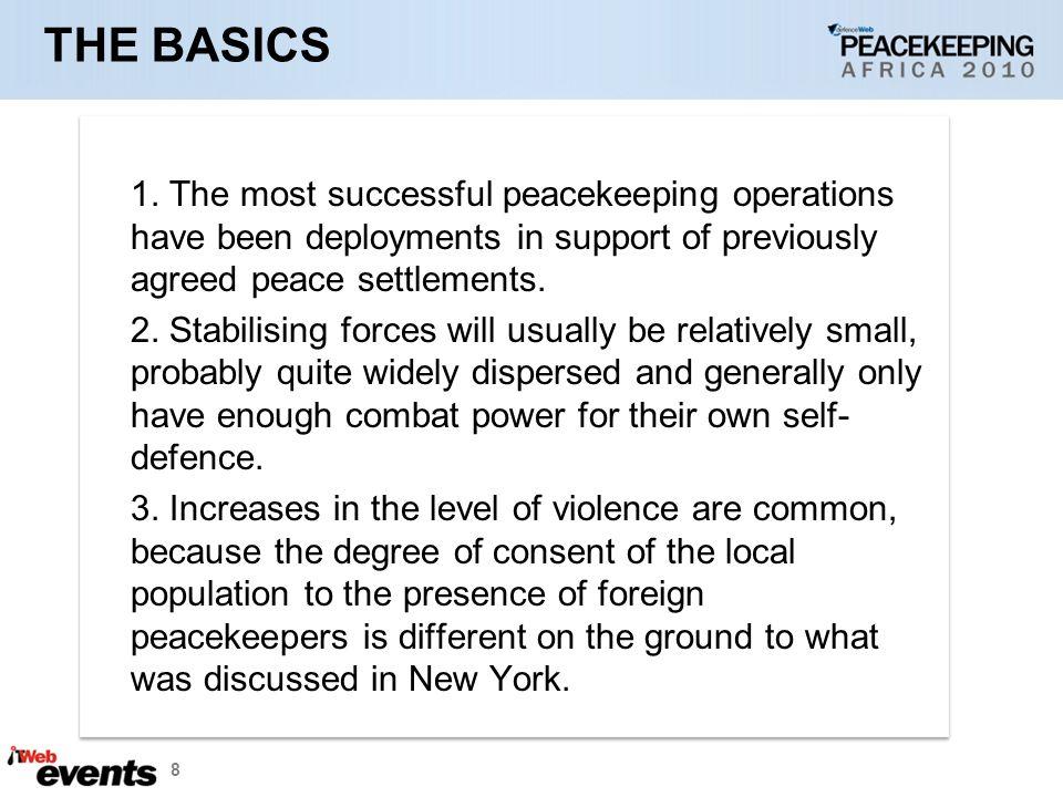 8 THE BASICS 1.