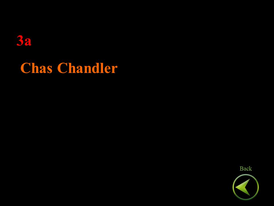 3a Chas Chandler 3a Chas Chandler Back