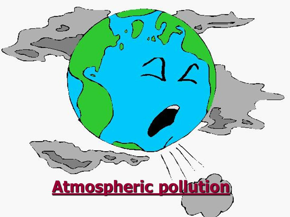 Atmospheric pollution