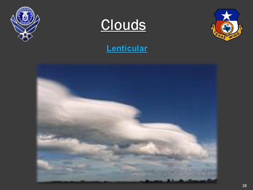 Lenticular 28 Clouds