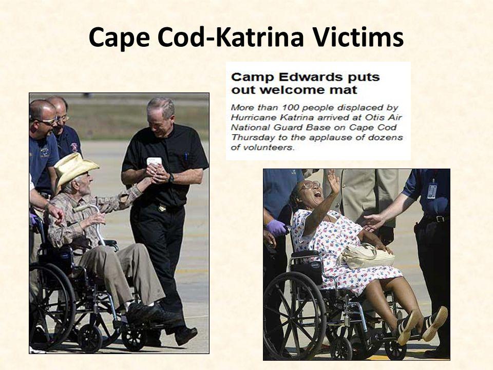 Cape Cod-Katrina Victims