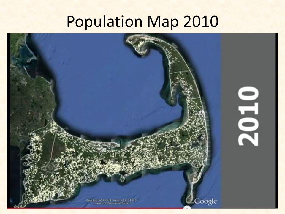 Population Map 2010