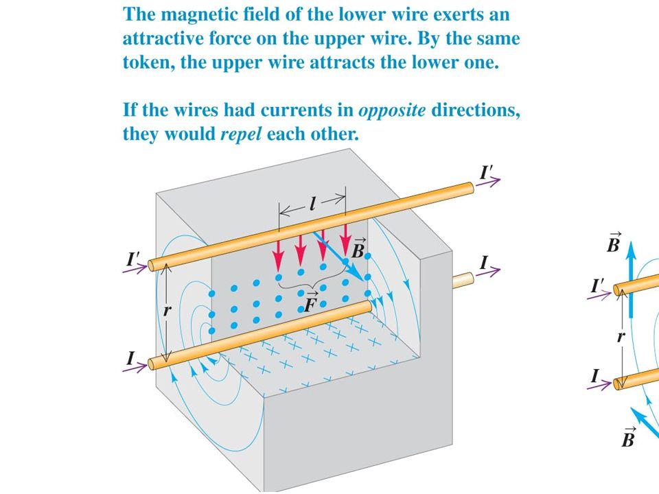 Fields in two conductors side-by-side