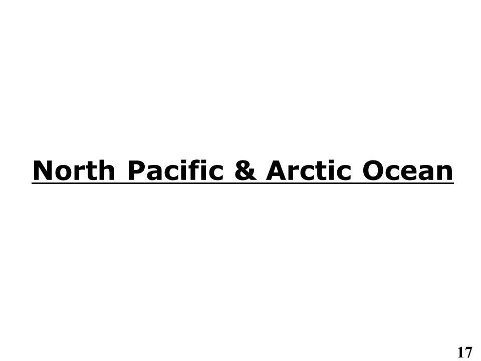 17 North Pacific & Arctic Ocean